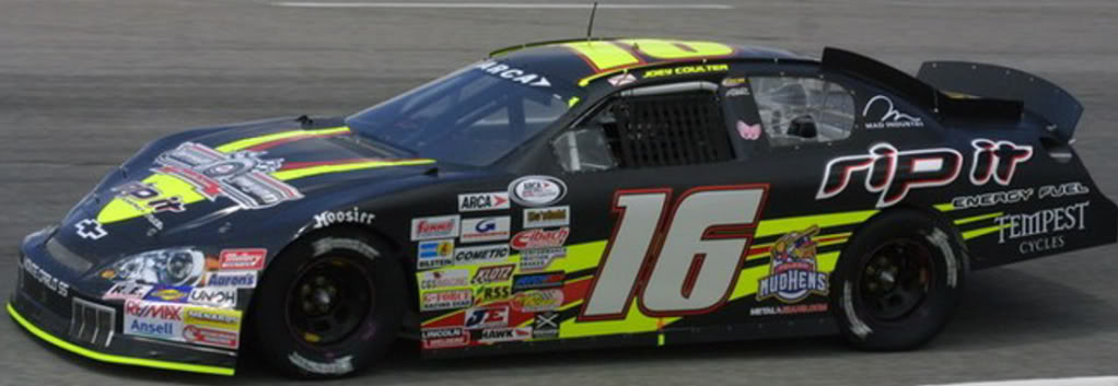 Joey Coulter at Toledo 2010