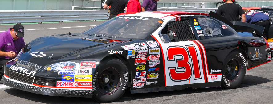 Tim George Jr. at Pocono 2010