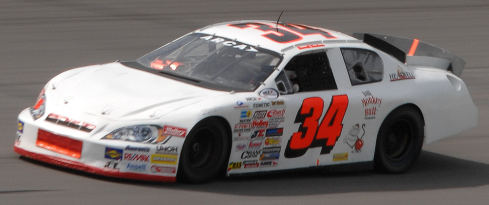 Darrell Basham at Michigan 2010