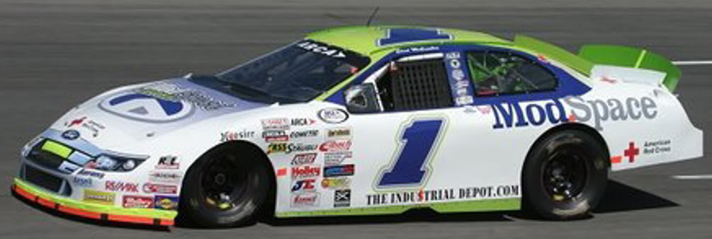 Chad McCumbee at Iowa 2010