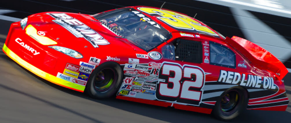 Matt Merrell at Daytona 2011