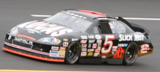 Bobby Gerhart at Daytona 2011