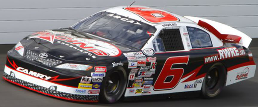 Jason Bowles at Daytona 2011