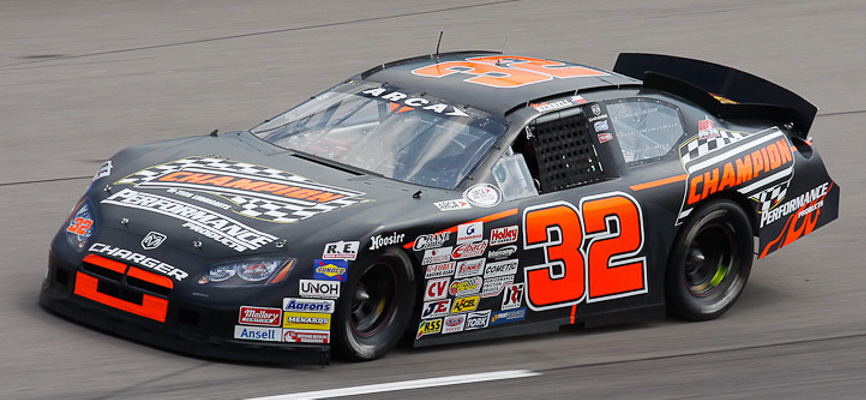 Matt Merrell at Iowa 2011