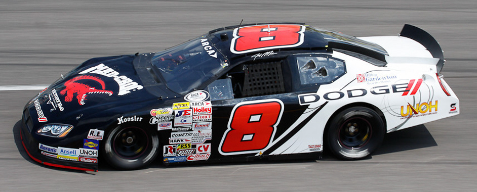 Jared Marks at Iowa 2011