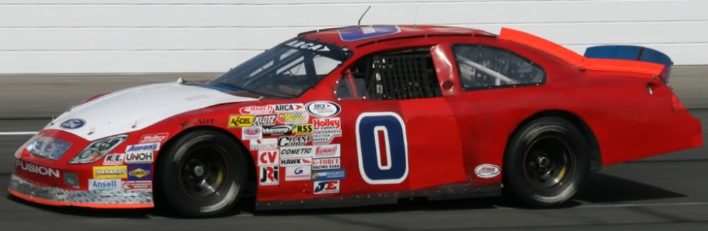 Tommy O'Leary IV at Lucas Oil 2011
