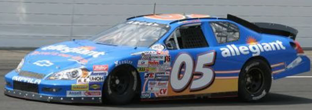 Spencer Gallagher at Lucas Oil 2011