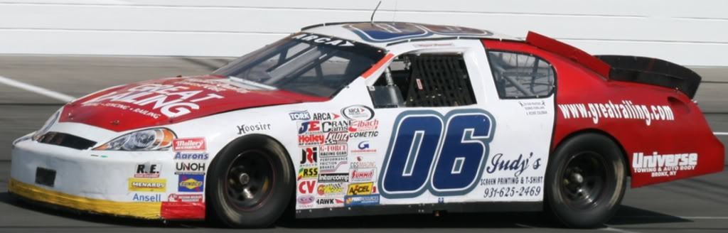Mike Harmon at Lucas Oil 2011