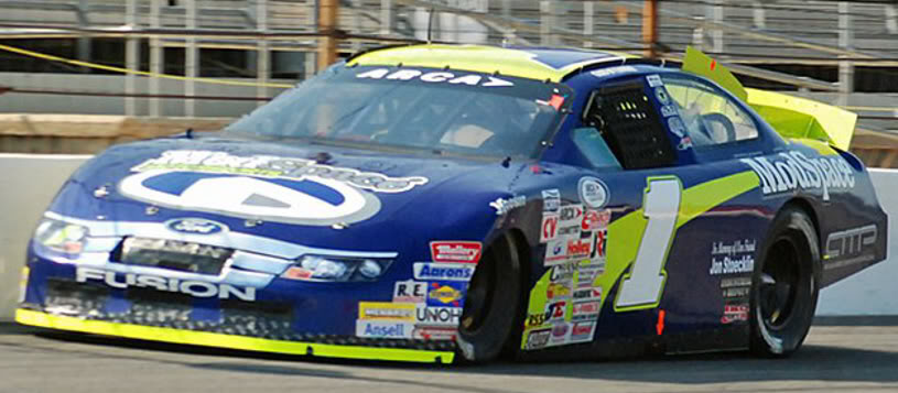Chad McCumbee at Lucas Oil 2011