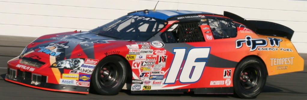 Joey Coulter at Lucas Oil 2011