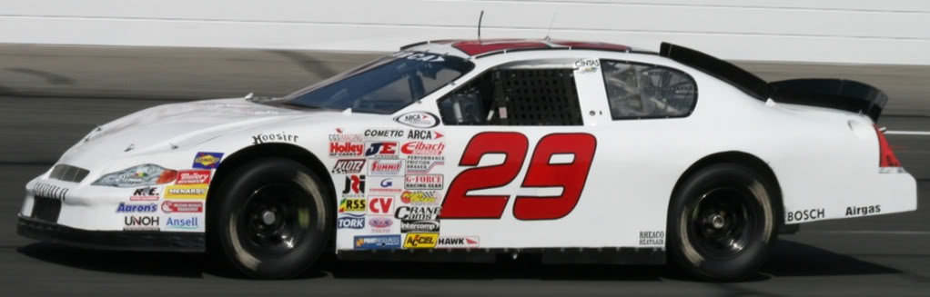 Rob Jones at Lucas Oil 2011