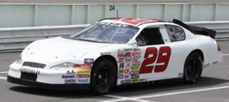 Levi Yoster at Pocono 2011