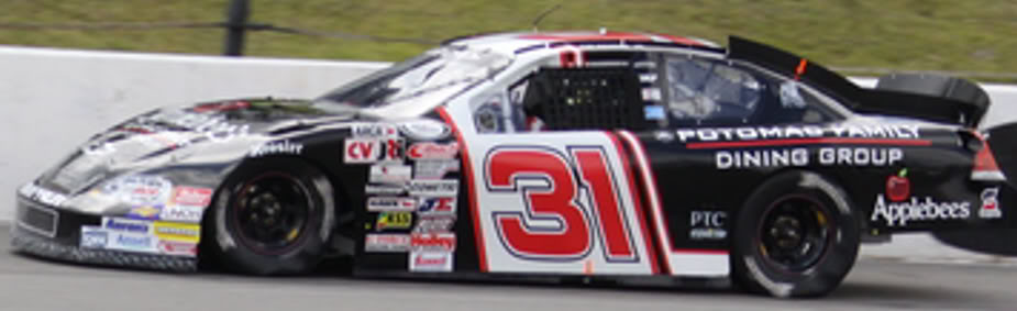 Tim George Jr. at Pocono 2011