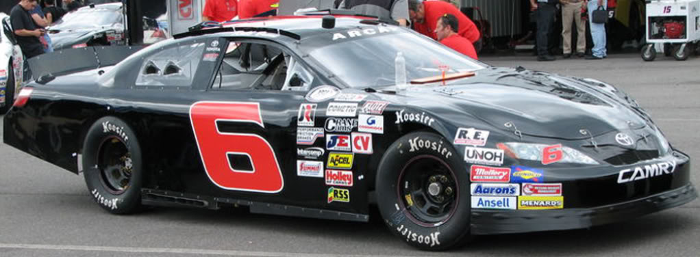 Robb Brent at Pocono 2011