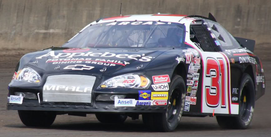 Tim George Jr. at Springfield 2011