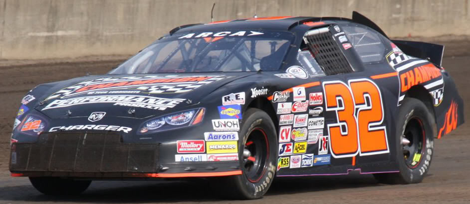 Chris Windom at Springfield 2011