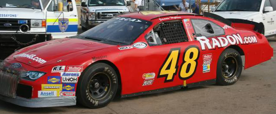 James Hylton at Springfield 2011
