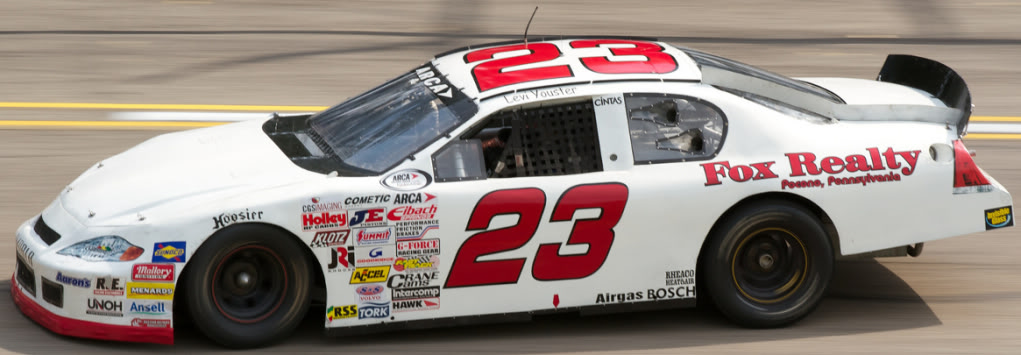 Levi Youster at Madison 2011