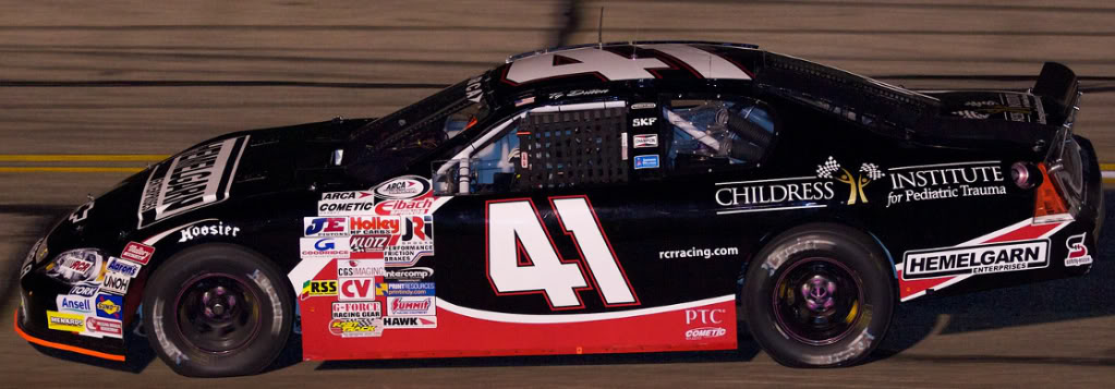 Ty Dillon at Madison 2011