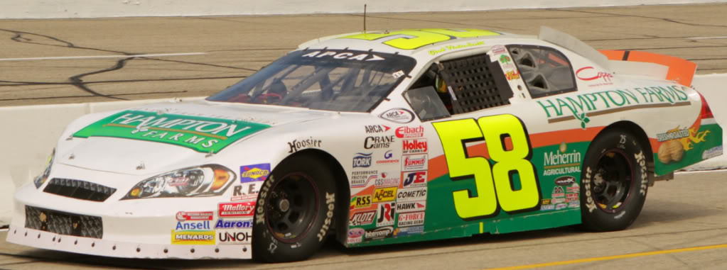 Chad Hackenbracht at Madison 2011