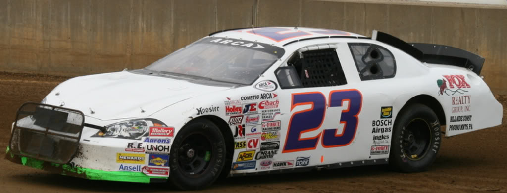 Levi Youster at DuQuoin 2011
