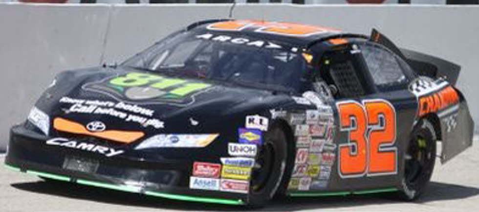 Mason Mingus at Salem 2011