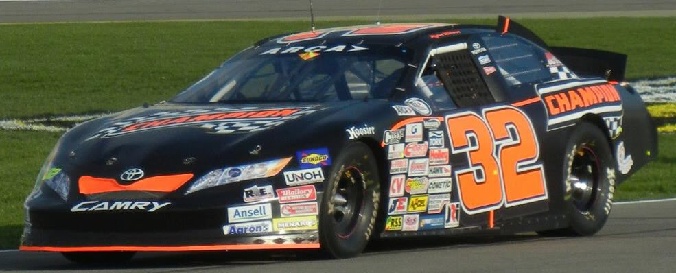 Ryan Wilson at Kansas 2011