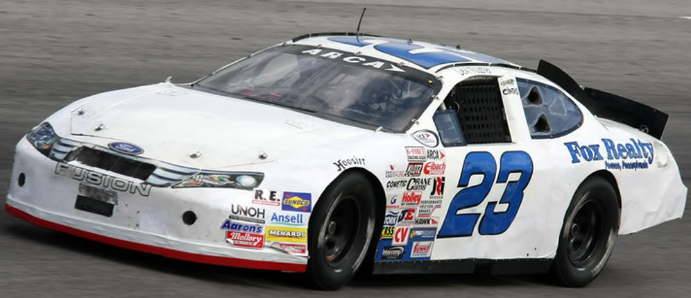 Levi Youster at Toledo 2011
