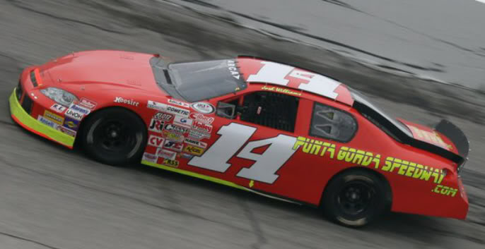 Josh Williams at Salem 2011