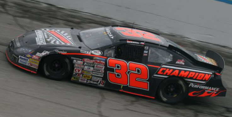 Matt Merrell at Salem 2011