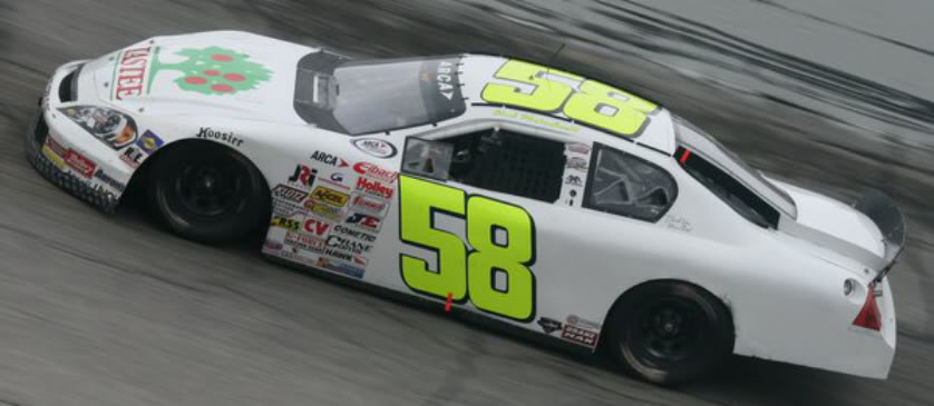 Chad Hackenbracht at Salem 2011