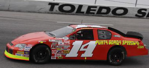 Josh Williams at Toledo 2011