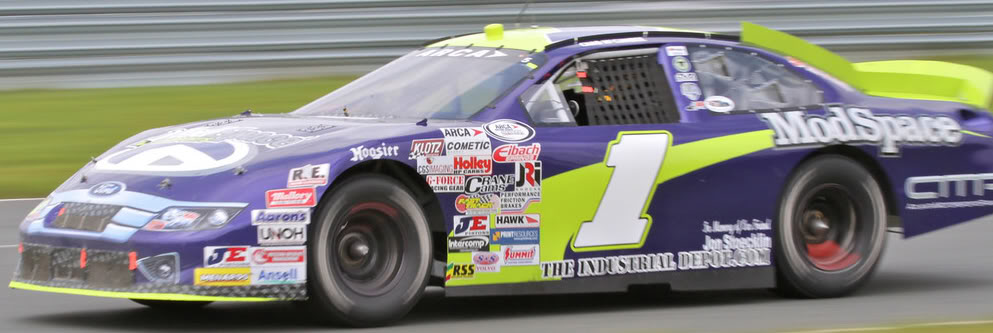 Chad McCumbee at New Jersey 2011