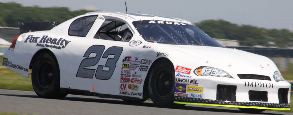 Nick Igdalsky at New Jersey 2011