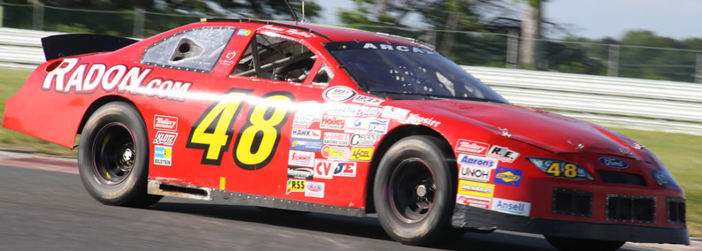James Hylton at New Jersey 2011