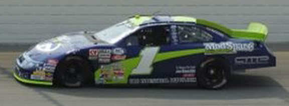 Chad McCumbee at Chicagoland 2011