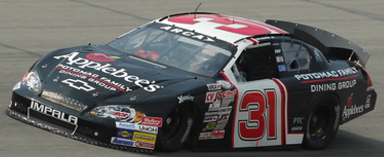 Tim George Jr. at Chicagoland 2011