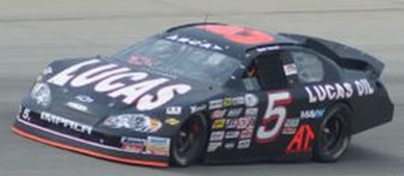 Bobby Gerhart at Chicagoland 2011