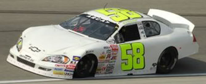 Chad Hackenbracht at Chicagoland 2011