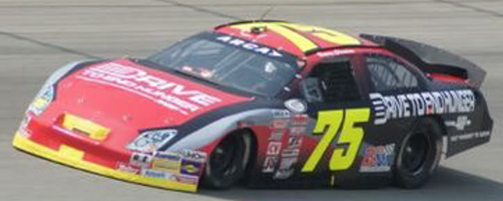 Benny Chastain at Chicagoland 2011