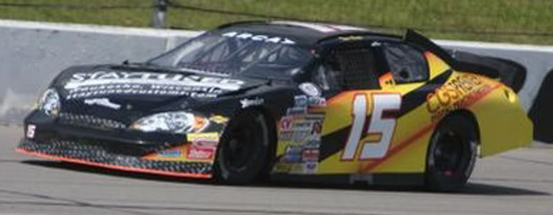 Tom Berte at Pocono 2011