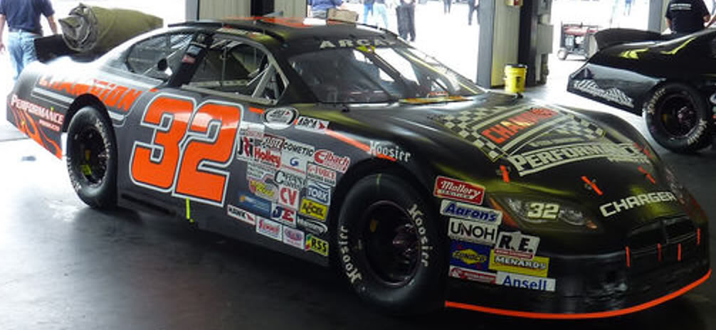 Matt Merrell at Pocono 2011