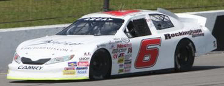 Bryan Silas at Pocono 2011
