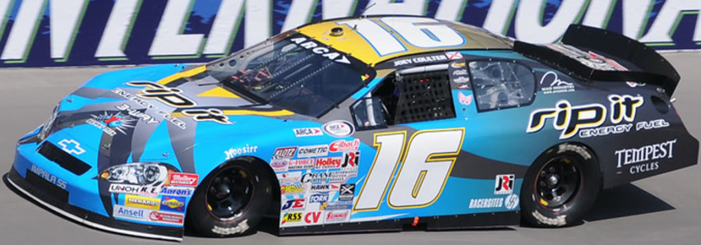 Joey Coulter at Michigan 2011