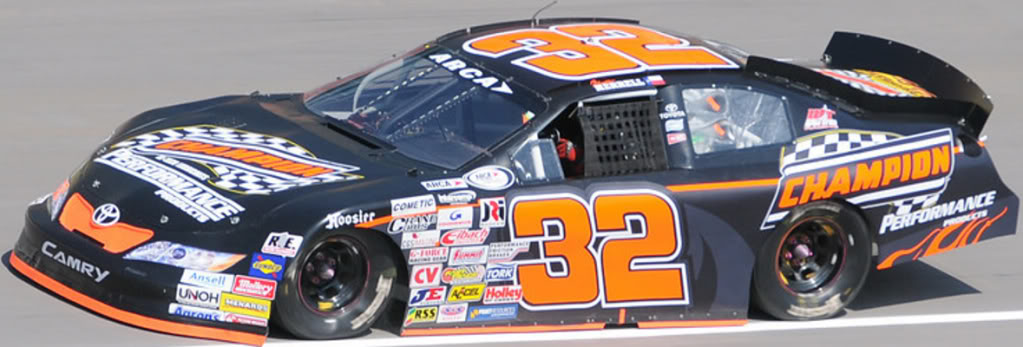 Matt Merrell at Michigan 2011