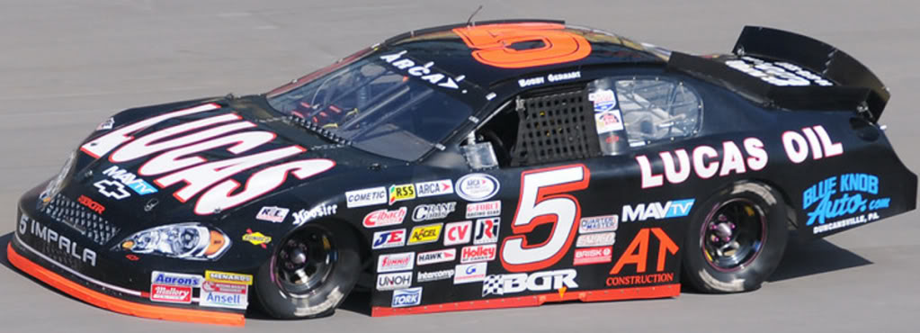 Bobby Gerhart at Michigan 2011