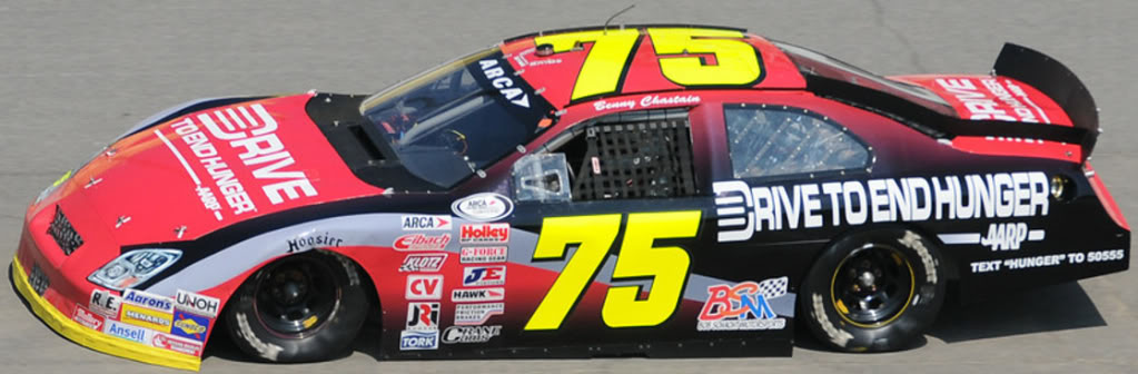 Benny Chastain at Michigan 2011