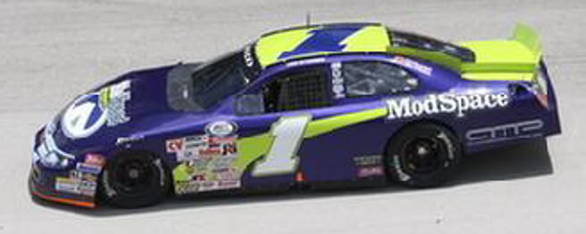 Chad McCumbee at Winchester 2011