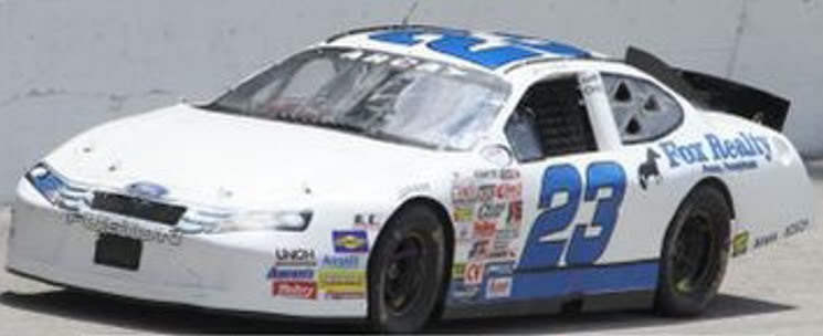 Levi Youster at Winchester 2011