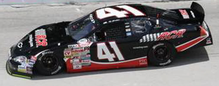 Ty Dillon at Winchester 2011